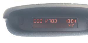 Comment trouver le precode d'un autoradio renault ?